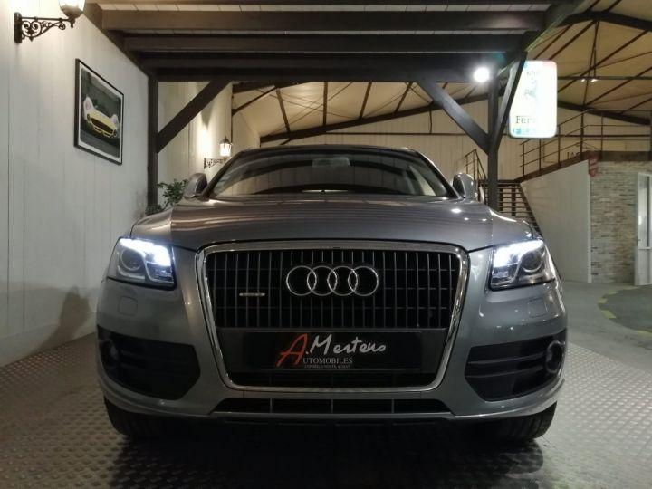 Audi Q5 2.0 TDI 170 CV AVUS QUATTRO BVA Gris - 3
