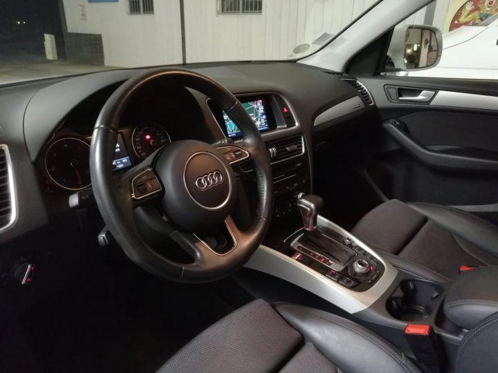 Audi Q5 2.0 TDI 190 CV ADVANCED EDITION QUATTRO BVA Blanc - 5