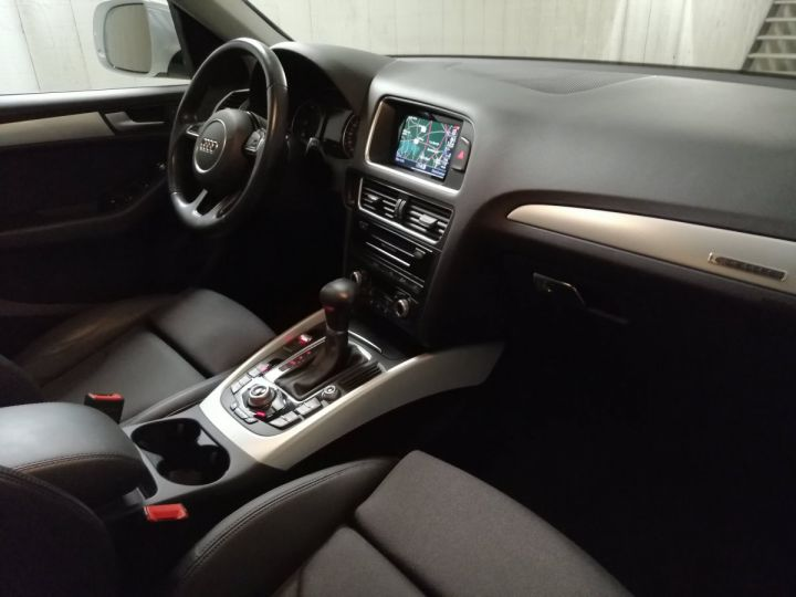 Audi Q5 2.0 TDI 190 CV ADVANCED EDITION QUATTRO BVA Blanc - 7