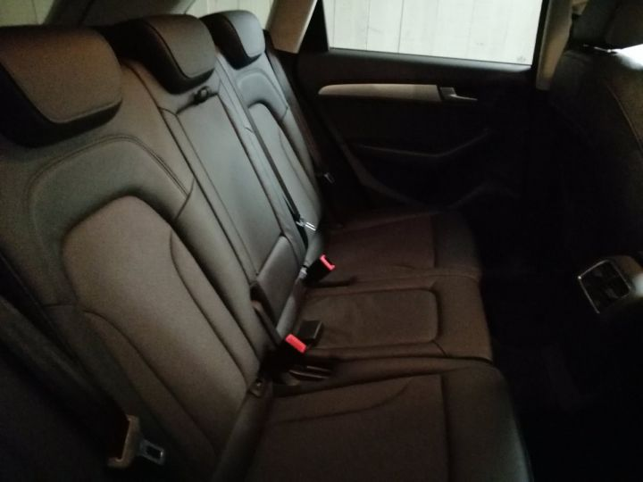 Audi Q5 2.0 TDI 190 CV ADVANCED EDITION QUATTRO BVA Blanc - 8