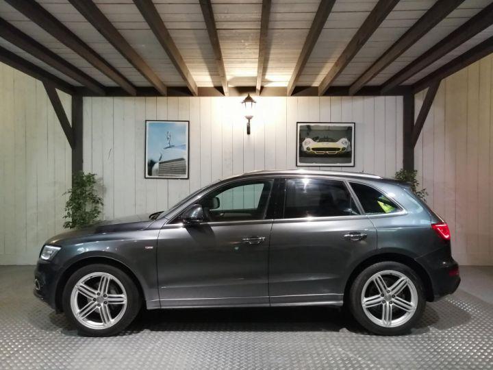 Audi Q5 2.0 TDI 190 CV COMPETITION BVA Gris - 1