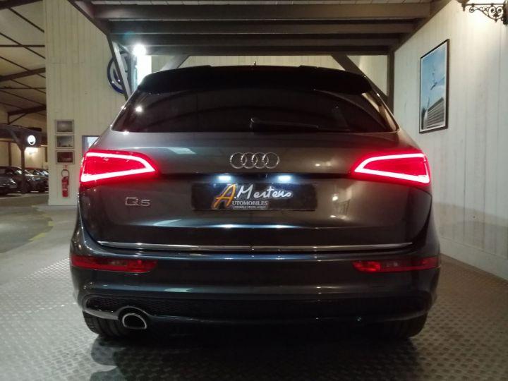 Audi Q5 2.0 TDI 190 CV COMPETITION BVA Gris - 4
