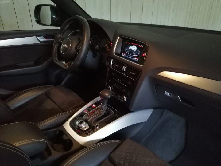 Audi Q5 2.0 TDI 190 CV COMPETITION BVA Gris - 7