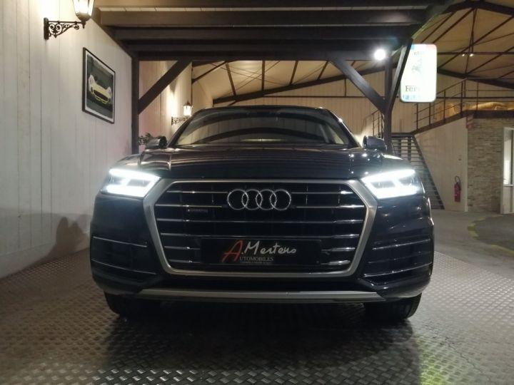Audi Q5 2.0 TDI 190 CV DESIGN LUXE QUATTRO BVA Gris - 3