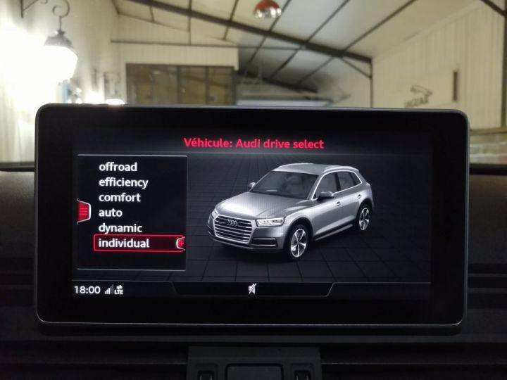 Audi Q5 2.0 TDI 190 CV DESIGN LUXE QUATTRO BVA Gris - 12