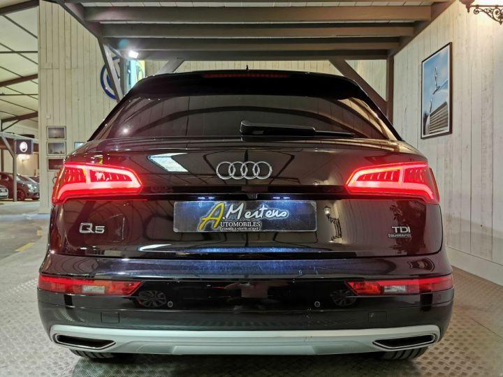 Audi Q5 2.0 TDI 190 CV DESIGN LUXE QUATTRO BVA Noir - 4