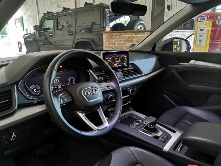 Audi Q5 2.0 TDI 190 CV DESIGN LUXE QUATTRO BVA Noir - 5
