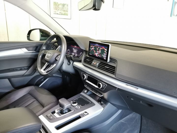 Audi Q5 2.0 TDI 190 CV DESIGN LUXE QUATTRO BVA Noir - 7
