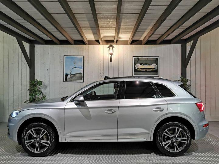 Audi Q5 2.0 TDI 190 CV DESIGN LUXE QUATTRO BVA Gris - 1