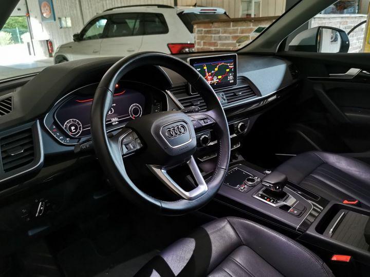 Audi Q5 2.0 TDI 190 CV DESIGN LUXE QUATTRO BVA Gris - 5
