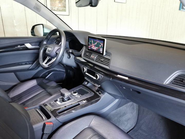Audi Q5 2.0 TDI 190 CV DESIGN LUXE QUATTRO BVA Gris - 7