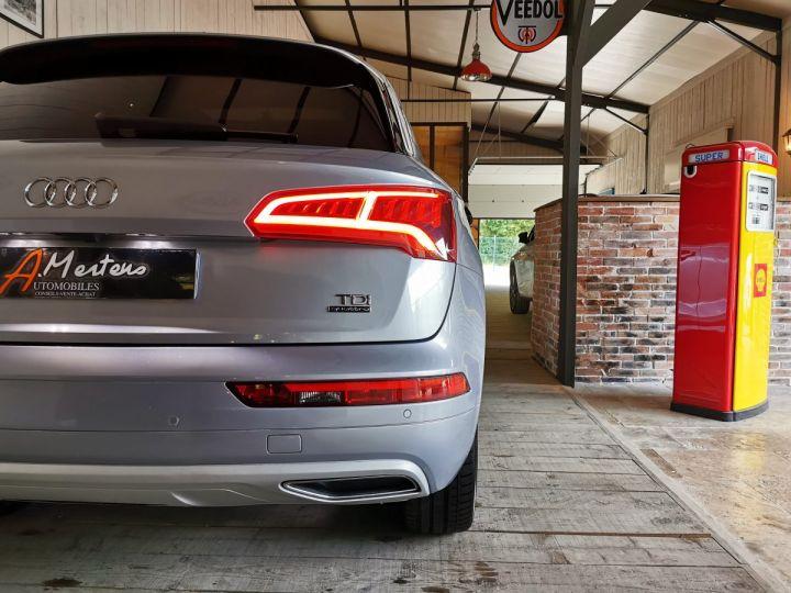 Audi Q5 2.0 TDI 190 CV DESIGN LUXE QUATTRO BVA Gris - 16