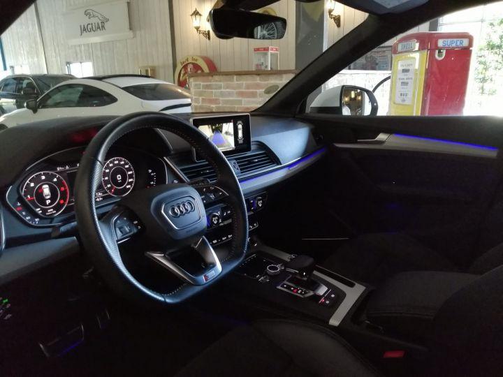 Audi Q5 2.0 TDI 190 CV SLINE QUATTRO BVA Blanc - 5
