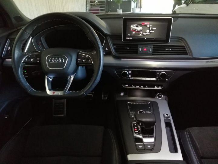 Audi Q5 2.0 TDI 190 CV SLINE QUATTRO BVA Blanc - 6