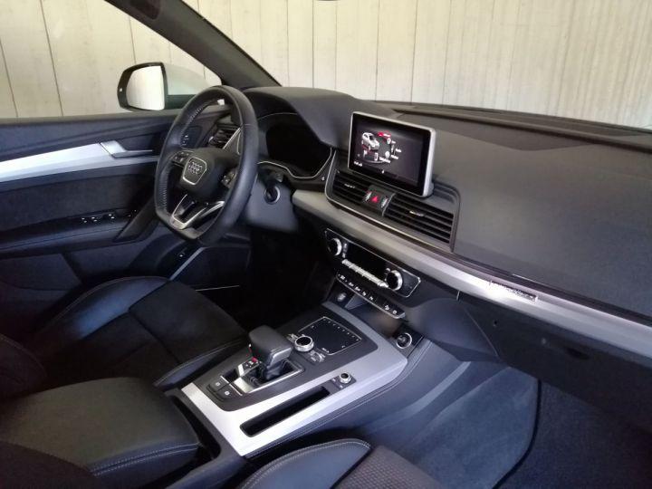 Audi Q5 2.0 TDI 190 CV SLINE QUATTRO BVA Blanc - 7