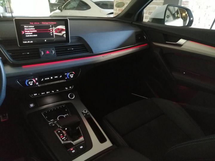 Audi Q5 2.0 TDI 190 CV SLINE QUATTRO BVA Blanc - 8