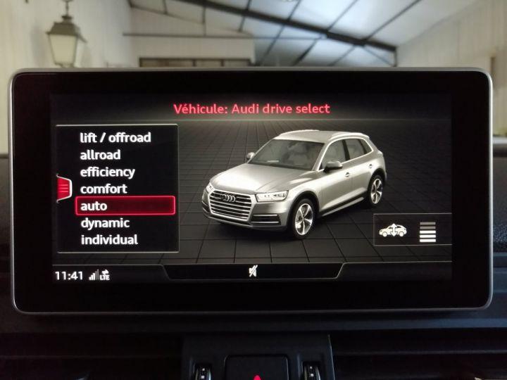 Audi Q5 2.0 TDI 190 CV SLINE QUATTRO BVA Blanc - 14
