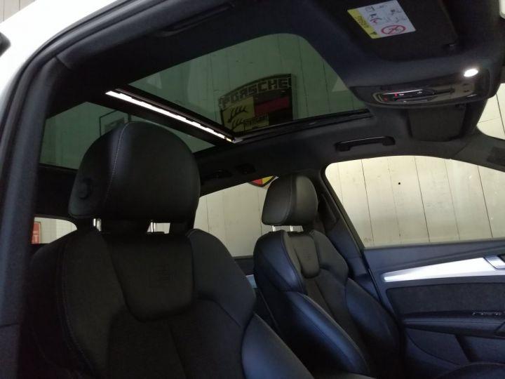 Audi Q5 2.0 TDI 190 CV SLINE QUATTRO BVA Blanc - 17
