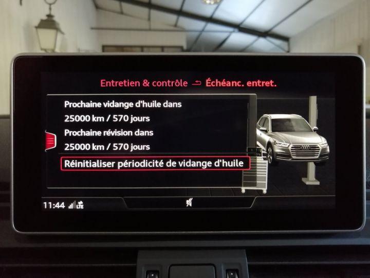 Audi Q5 2.0 TDI 190 CV SLINE QUATTRO BVA Blanc - 16