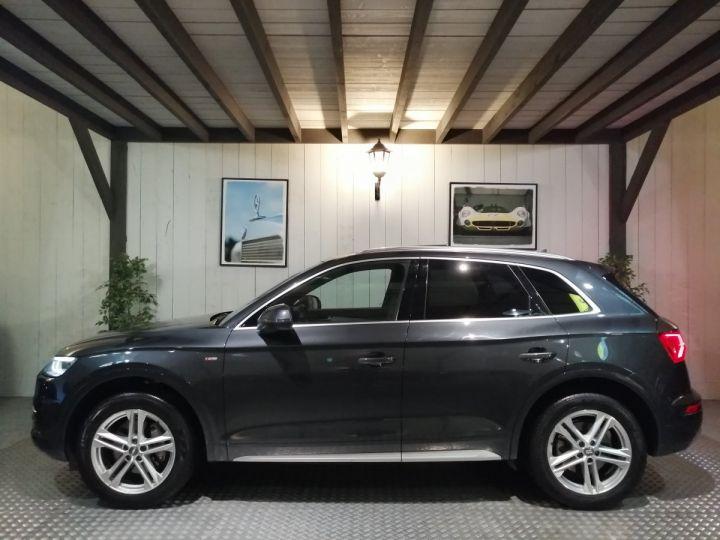 Audi Q5 2.0 TDI 190 CV SLINE QUATTRO BVA Gris - 1