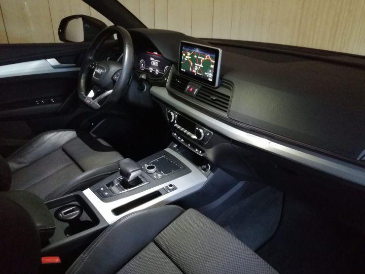 Audi Q5 2.0 TDI 190 CV SLINE QUATTRO BVA Gris - 7