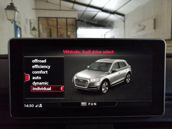 Audi Q5 2.0 TDI 190 CV SLINE QUATTRO BVA Gris - 10