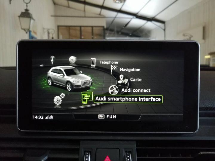 Audi Q5 2.0 TDI 190 CV SLINE QUATTRO BVA Gris - 11