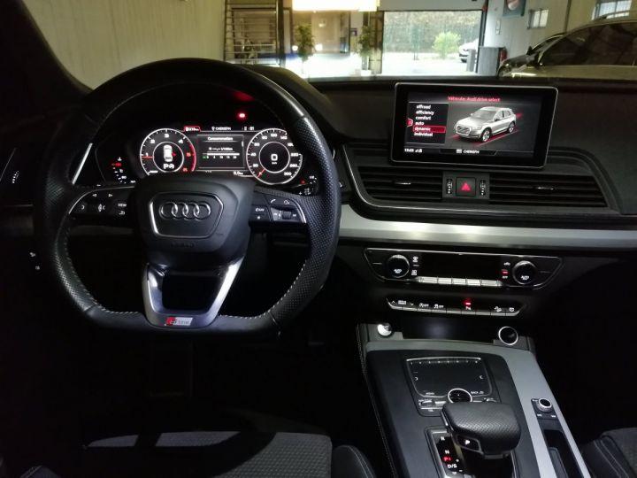 Audi Q5 2.0 TDI 190 CV SLINE QUATTRO BVA Gris - 6
