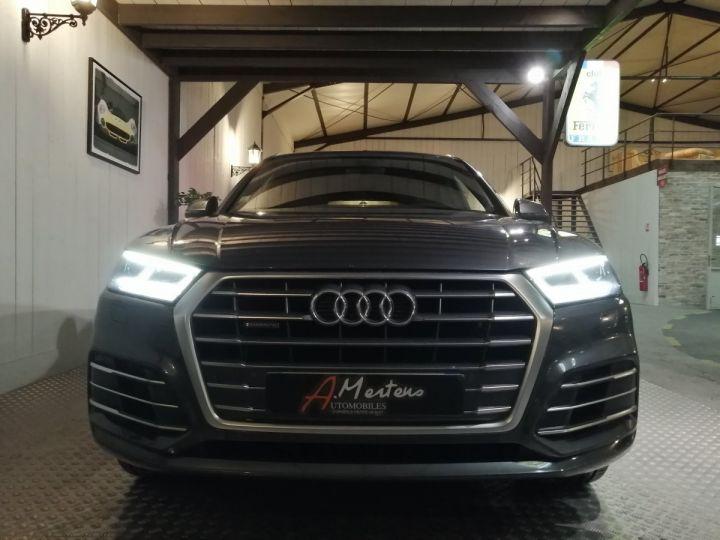 Audi Q5 2.0 TDI 190 CV SLINE QUATTRO BVA Gris - 3