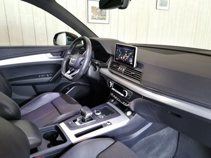 Audi Q5 2.0 TDI 190 CV SLINE QUATTRO BVA Noir - 7