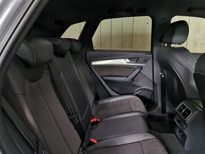 Audi Q5 2.0 TDI 190 CV SLINE QUATTRO BVA Gris - 9