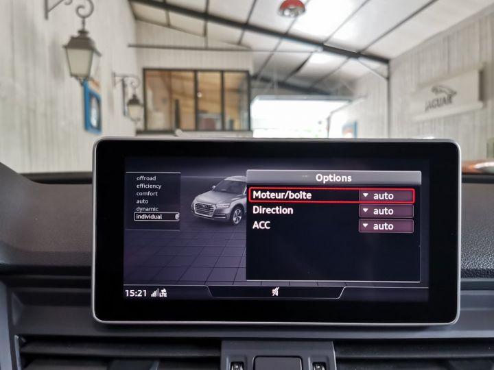 Audi Q5 2.0 TDI 190 CV SLINE QUATTRO BVA Gris - 13