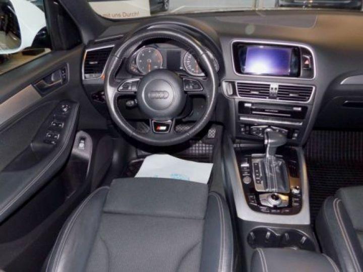 Audi Q5 2.0 TDI 190CH CLEAN DIESEL S LINE QUATTRO BLANC Occasion - 2