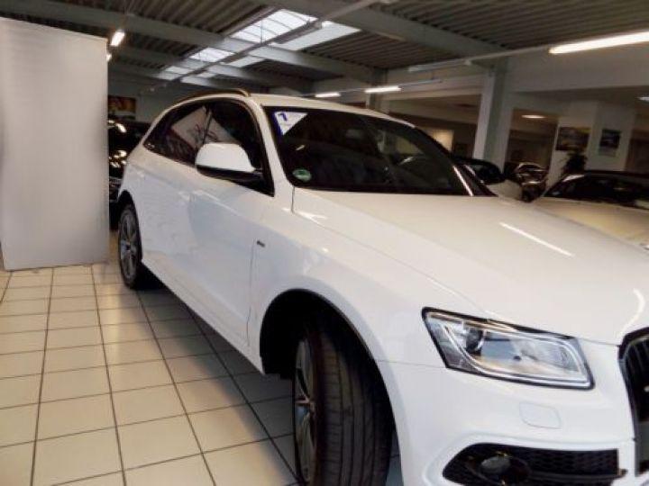 Audi Q5 2.0 TDI 190CH CLEAN DIESEL S LINE QUATTRO BLANC Occasion - 3