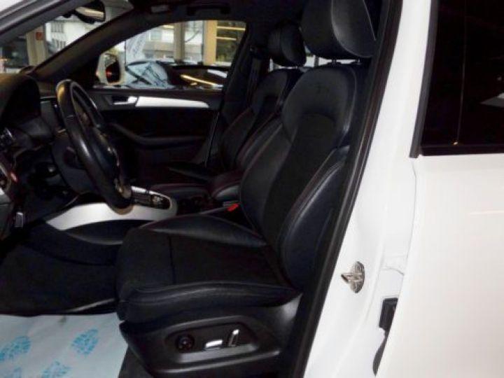 Audi Q5 2.0 TDI 190CH CLEAN DIESEL S LINE QUATTRO BLANC Occasion - 4