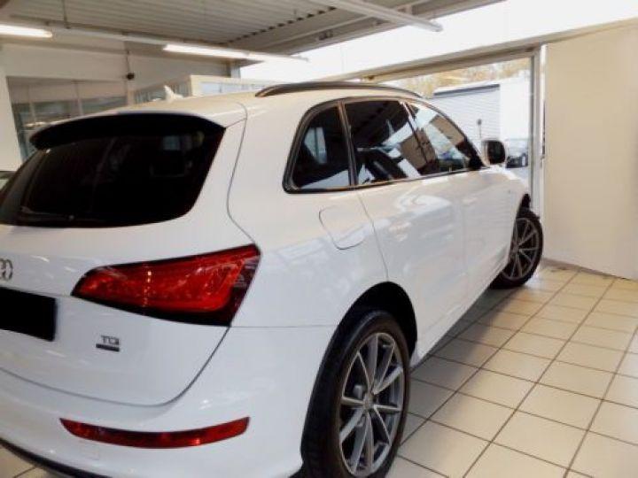 Audi Q5 2.0 TDI 190CH CLEAN DIESEL S LINE QUATTRO BLANC Occasion - 5