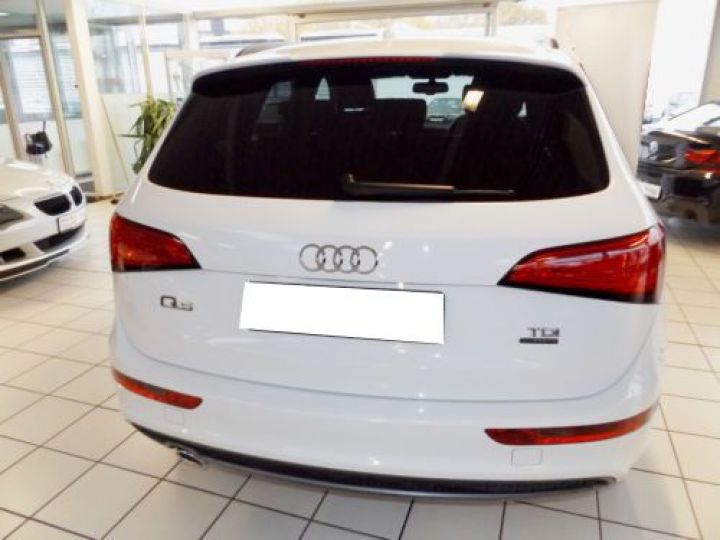 Audi Q5 2.0 TDI 190CH CLEAN DIESEL S LINE QUATTRO BLANC Occasion - 7