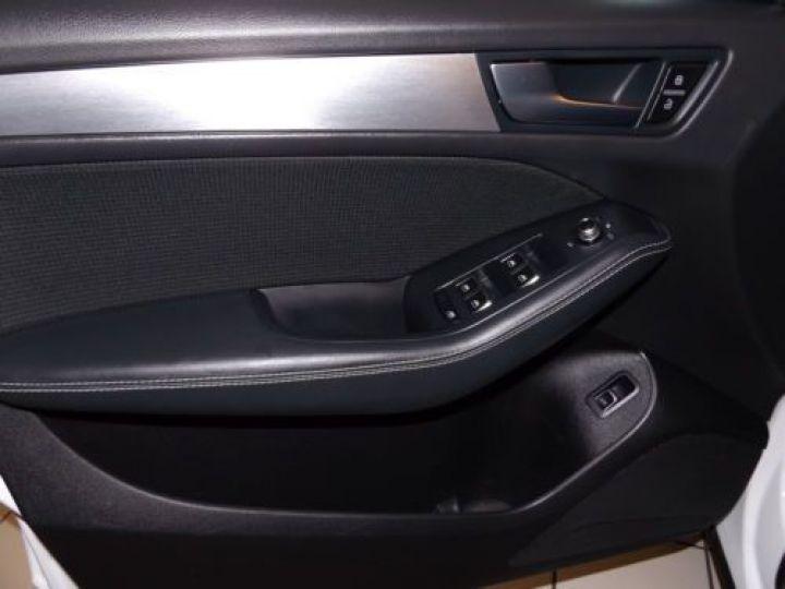 Audi Q5 2.0 TDI 190CH CLEAN DIESEL S LINE QUATTRO BLANC Occasion - 12