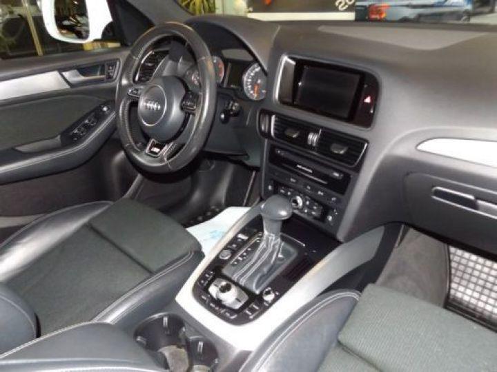 Audi Q5 2.0 TDI 190CH CLEAN DIESEL S LINE QUATTRO BLANC Occasion - 15