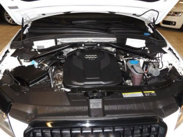 Audi Q5 2.0 TDI 190CH CLEAN DIESEL S LINE QUATTRO BLANC Occasion - 17