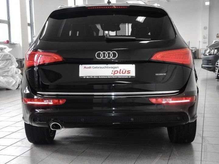 Audi Q5 2.0 TDI 190CH CLEAN DIESEL S LINE QUATTRO S TRONIC 7 NOIR Occasion - 5