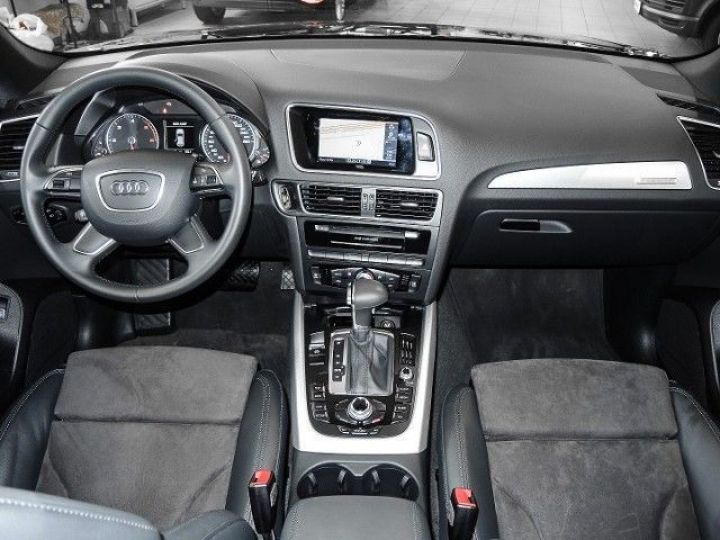 Audi Q5 2.0 TDI 190CH CLEAN DIESEL S LINE QUATTRO S TRONIC 7 NOIR Occasion - 8