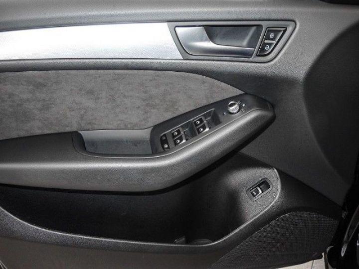 Audi Q5 2.0 TDI 190CH CLEAN DIESEL S LINE QUATTRO S TRONIC 7 NOIR Occasion - 10