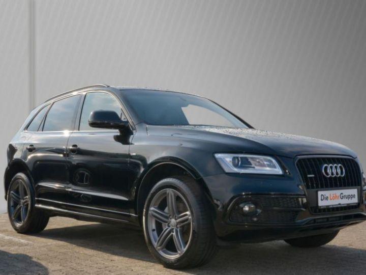 Audi Q5 2.0 TDI 190CH CLEAN DIESEL S LINE S TRONIC 7 NOIR Occasion - 1