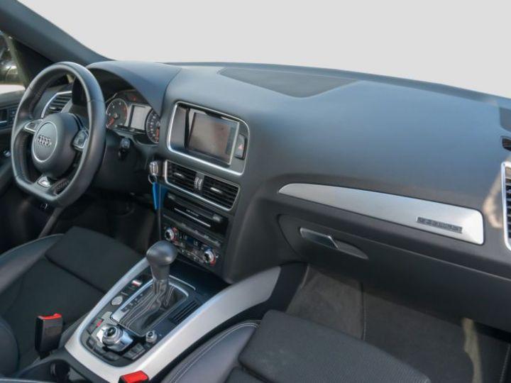 Audi Q5 2.0 TDI 190CH CLEAN DIESEL S LINE S TRONIC 7 NOIR Occasion - 2
