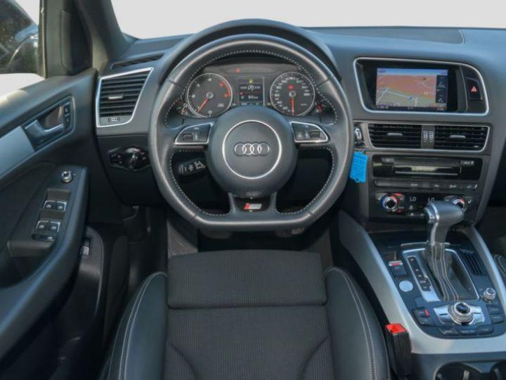 Audi Q5 2.0 TDI 190CH CLEAN DIESEL S LINE S TRONIC 7 NOIR Occasion - 9