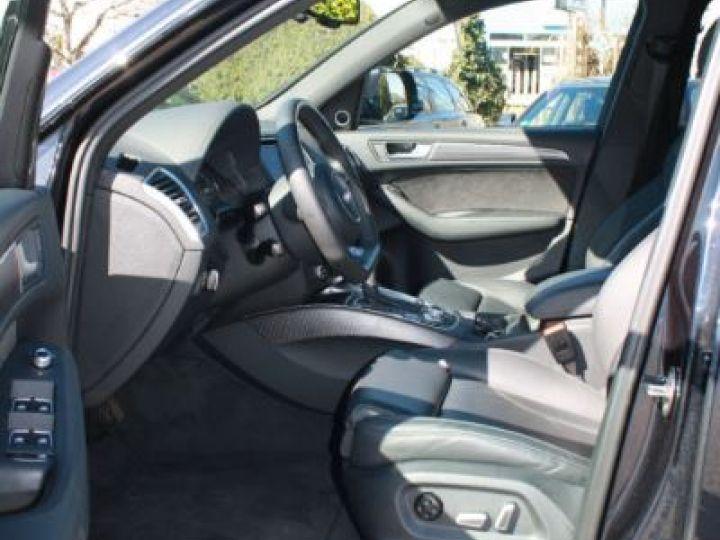 Audi Q5 2.0 TDI 190CH CLEAN DIESEL S LINE S TRONIC 7 BLEU Occasion - 2