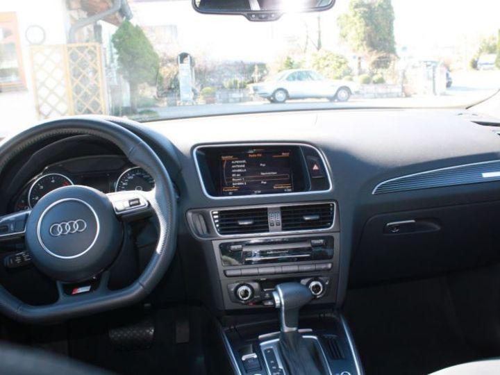 Audi Q5 2.0 TDI 190CH CLEAN DIESEL S LINE S TRONIC 7 BLEU Occasion - 5
