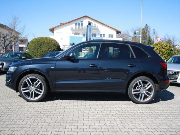 Audi Q5 2.0 TDI 190CH CLEAN DIESEL S LINE S TRONIC 7 BLEU Occasion - 8