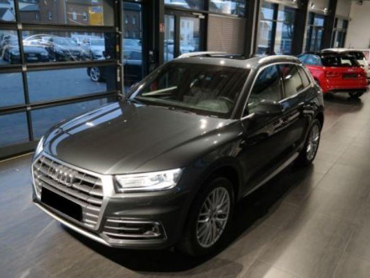 Audi Q5 2.0 TDI 190CH S LINE QUATTRO GRIS Occasion - 3